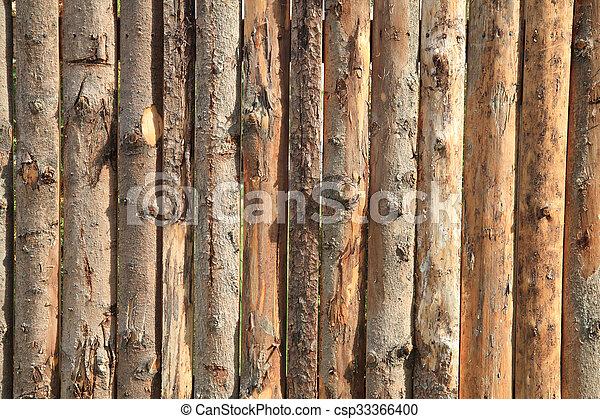 bark wood texture - csp33366400
