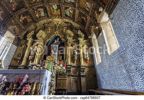 Baroque Church of Saint Mary - csp64788937