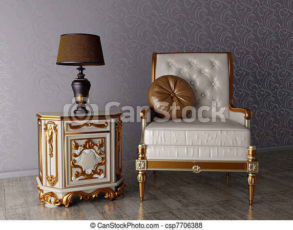 baroque - csp7706388