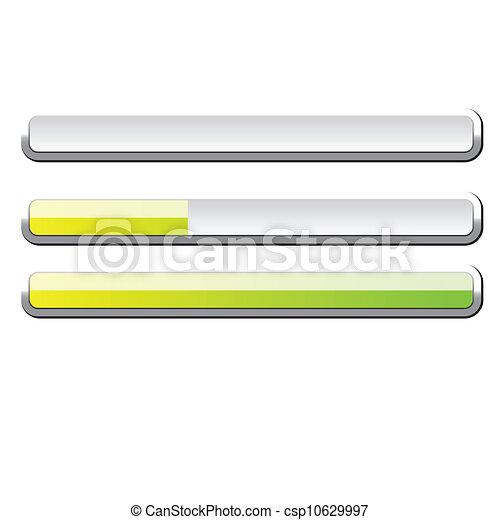 Bar de progreso - csp10629997