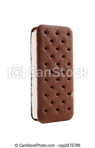 Una barra de helado - csp2475788