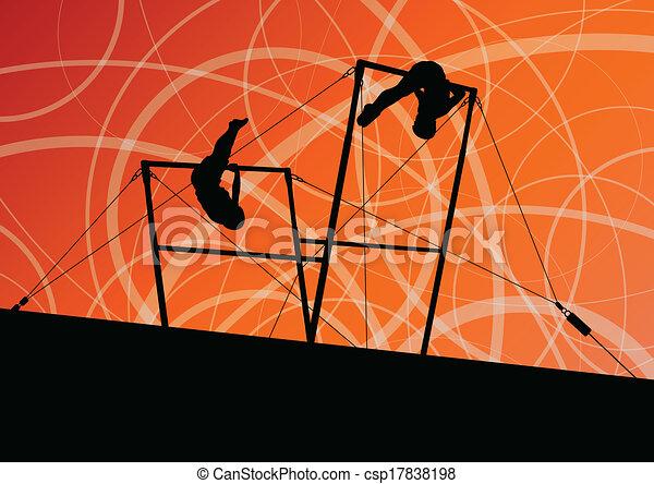 7babb010f9ea Barras, Desigual, Cartel, Resumen, Ilustración, Siluetas, Vector, Plano De  Fondo, Activo, Deporte,