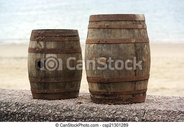 Barrels - csp21301289