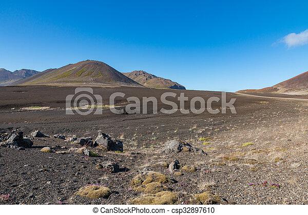 Barren Berserkjahraun - csp32897610