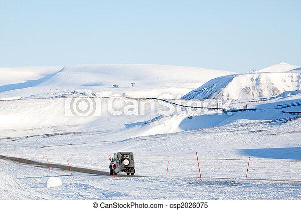 Barren Landscape - csp2026075