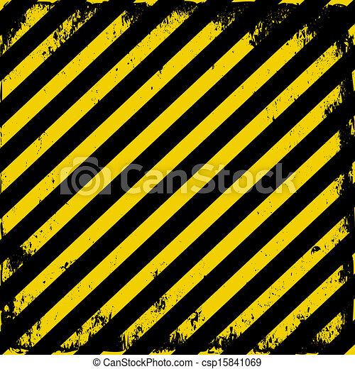 Barricade tape - csp15841069