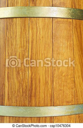 barril de madera, roble - csp10476304