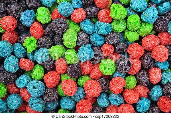 barwny, zboże - csp17269222