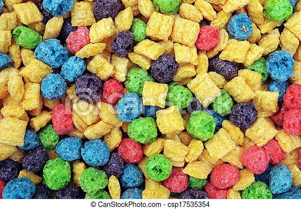 barwny, zboże - csp17535354