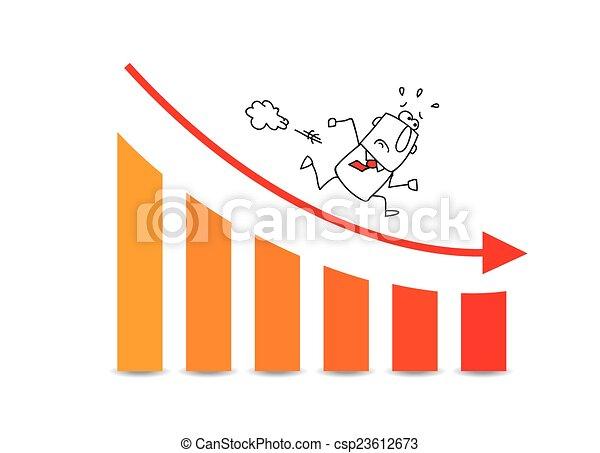 bas, grows, marché - csp23612673