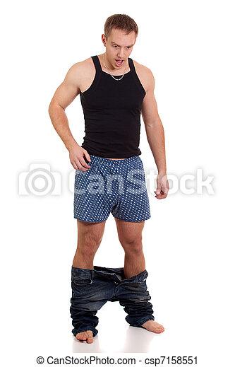 bas, pantalon - csp7158551