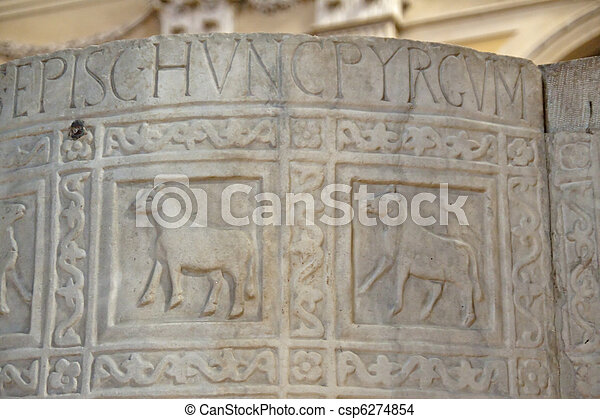 Bas-relief - csp6274854