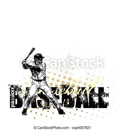 baseball 2 - csp4007821