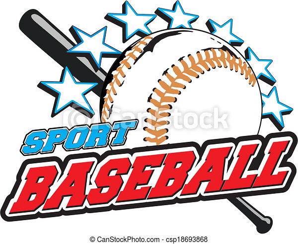 baseball ball sports vector for t shirts prints and logos clip rh canstockphoto com Girls T-Ball Girls T-Ball