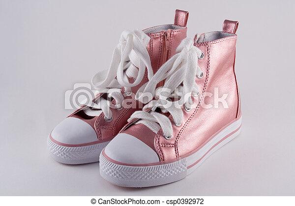 Baseball Boots - csp0392972