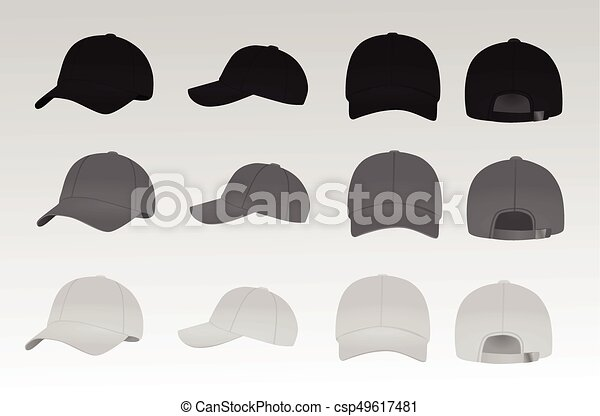 Baseball caps - csp49617481