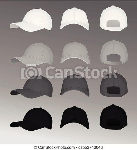 Baseball caps - csp53748048