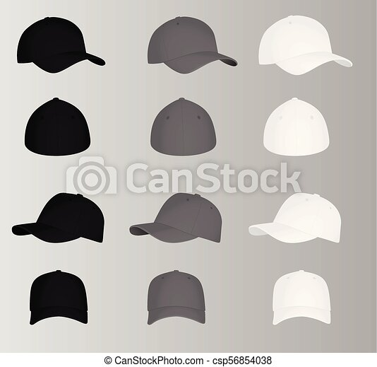 Baseball caps - csp56854038