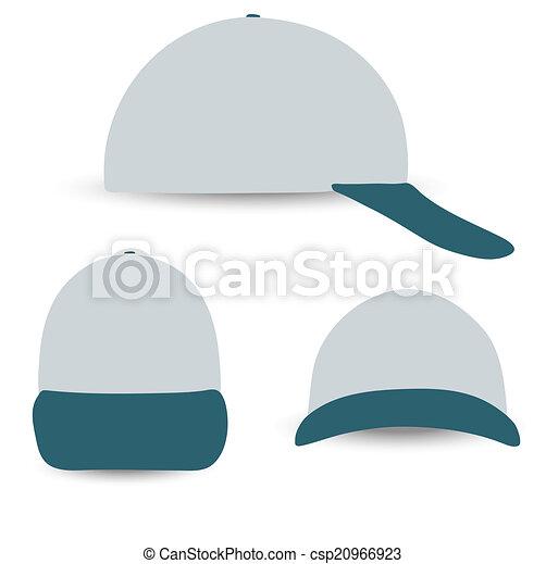 Baseball Caps - csp20966923