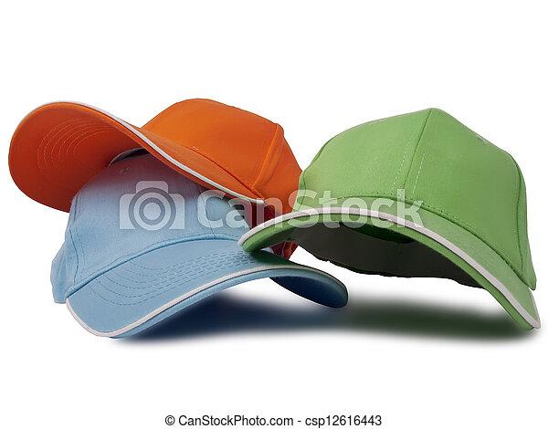 Baseball caps - csp12616443