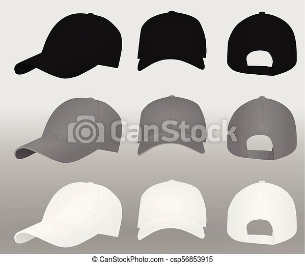 Baseball caps - csp56853915
