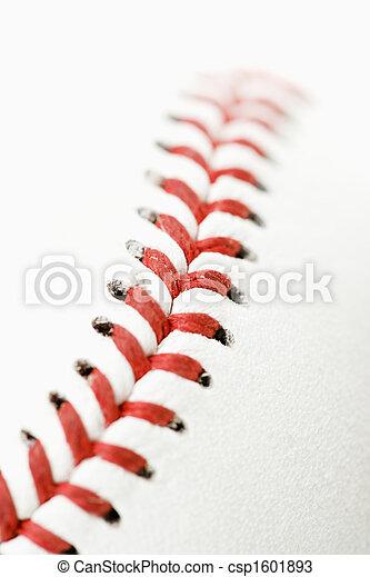 Baseball detail. - csp1601893