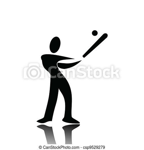baseball - csp9529279