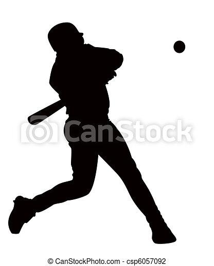 baseball. - csp6057092