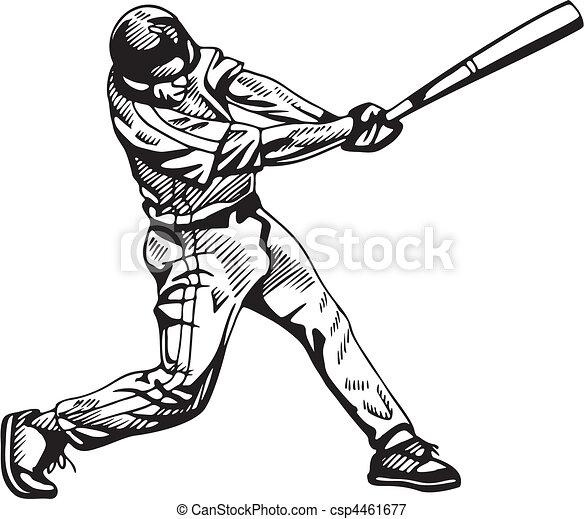 Baseball - csp4461677