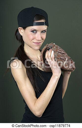 Baseball Player - csp11879774