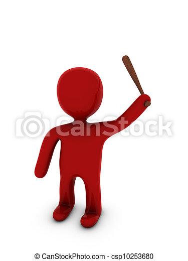 baseball player - csp10253680