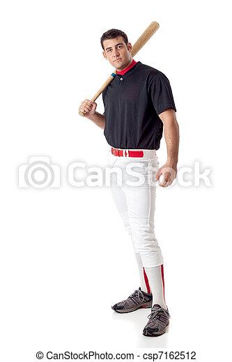 Baseball Player - csp7162512