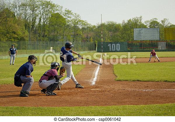 Baseball - csp0061042