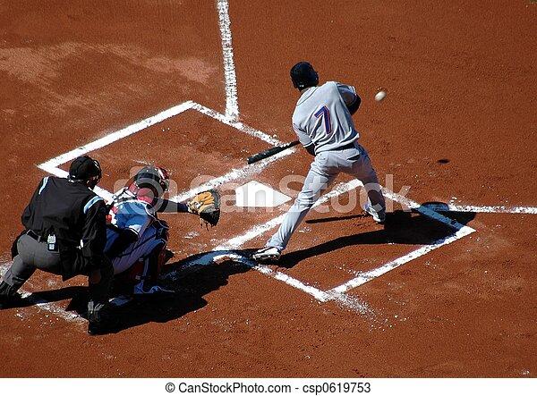 Baseball - csp0619753