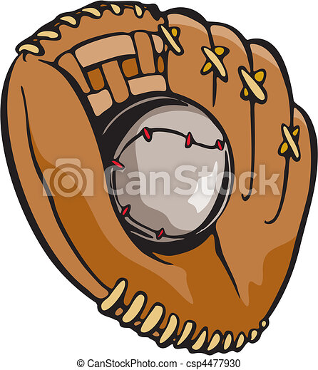 Baseball - csp4477930
