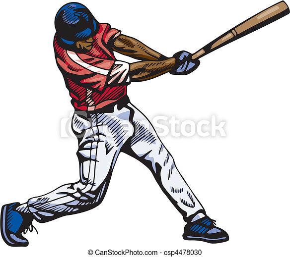 Baseball - csp4478030