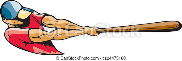 baseball - csp4475160