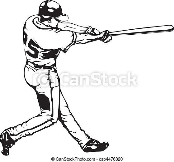 baseball - csp4476320