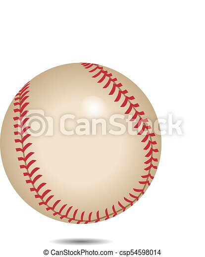 baseball - csp54598014