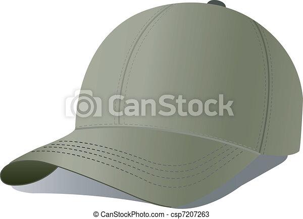 basebol, cap. - csp7207263