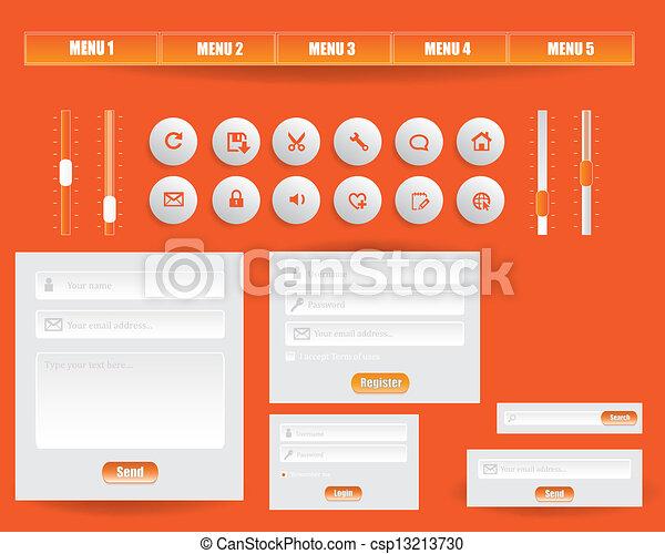 Basic CMYK - csp13213730