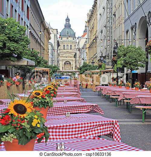 Basilica in Budapest - csp10633136