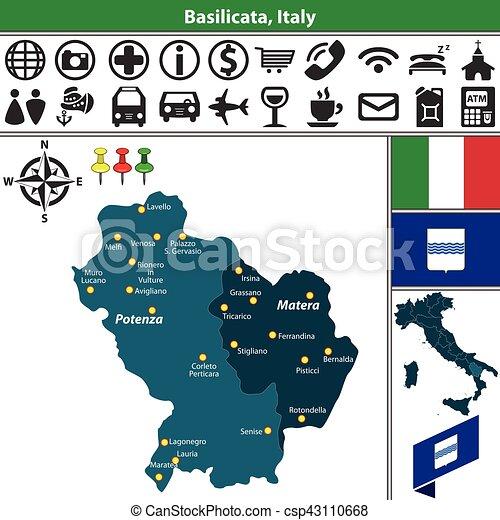 Basilicata italy Vector Clipart EPS Images 60 Basilicata italy clip