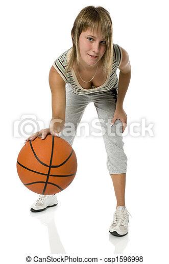 basket-ball - csp1596998
