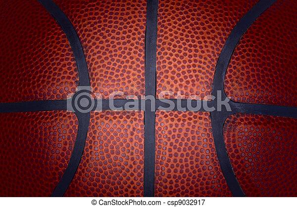 basket-ball, porté - csp9032917