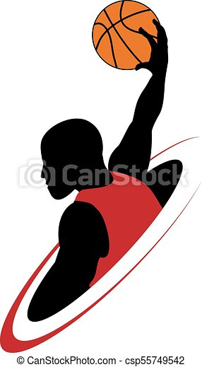 basket icon illustration - csp55749542