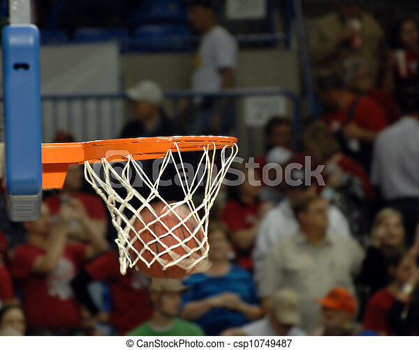 Basket Swoosh - csp10749487