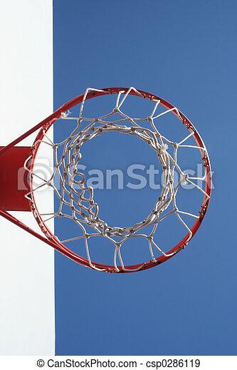 Basketball Abstract - csp0286119