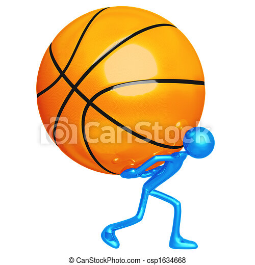 Basketball Atlas - csp1634668