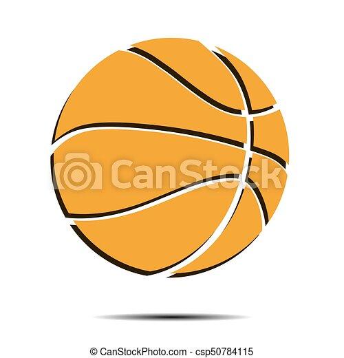basketball ball icon basketball icon isolate on white vector rh canstockphoto ca basketball graphics for colleges basketball graphics photoshop